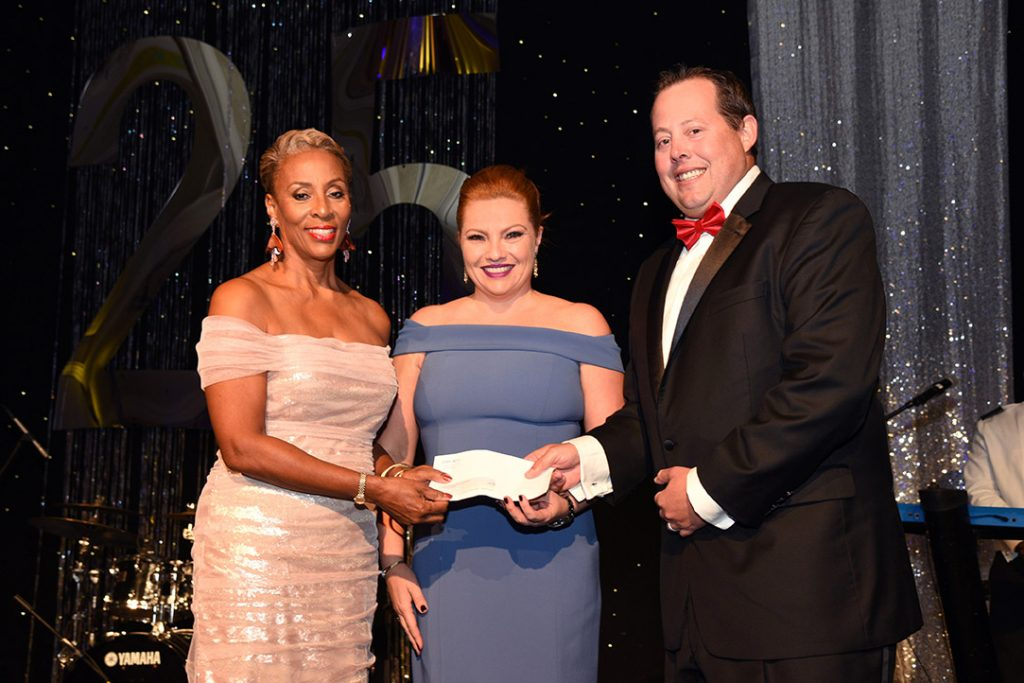 Scenes from the 25th Red Ribbon Ball