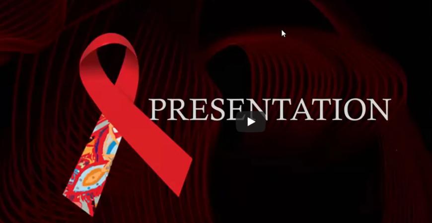 Bahamas AIDS Foundation Candlelight Vigil (VIDEO)